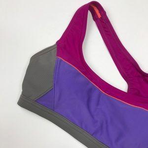 Prana Intimates & Sleepwear - prana Isma top sports bra ultra violet NWT